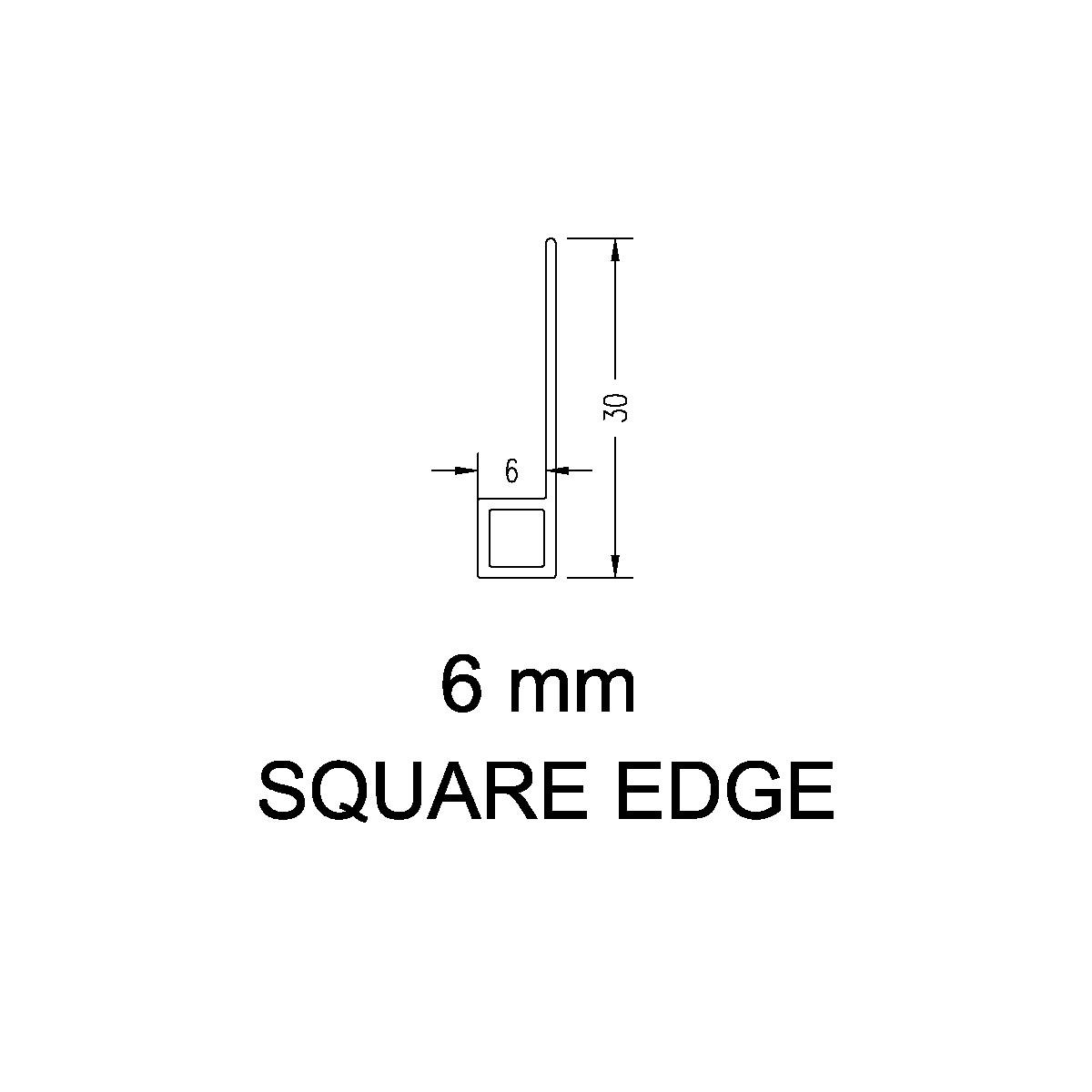 SQUEDGE – 6mm