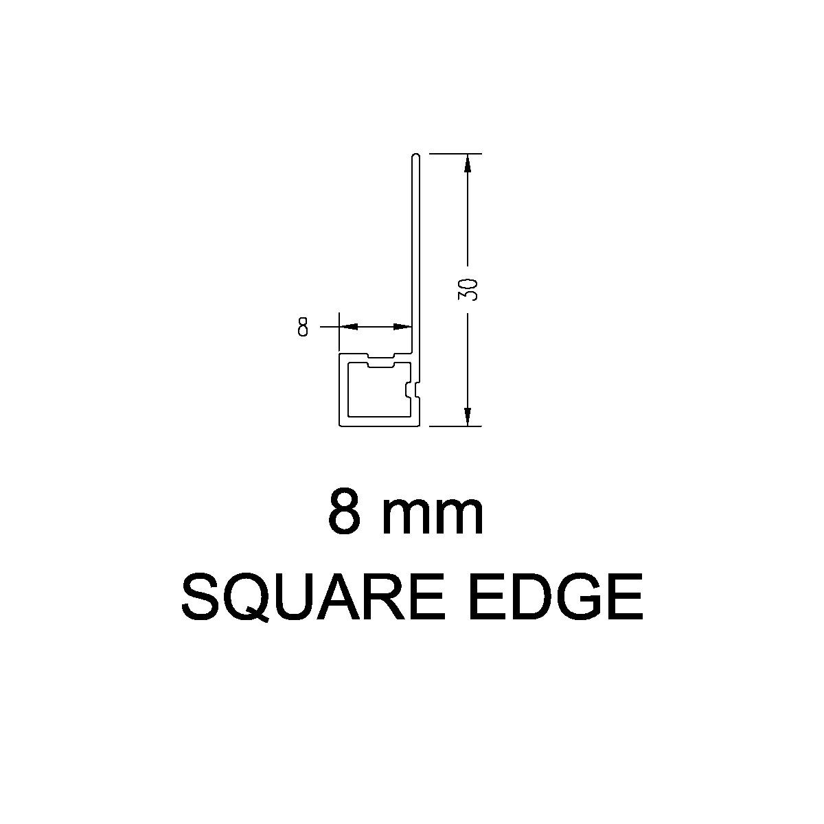SQUEDGE – 8mm
