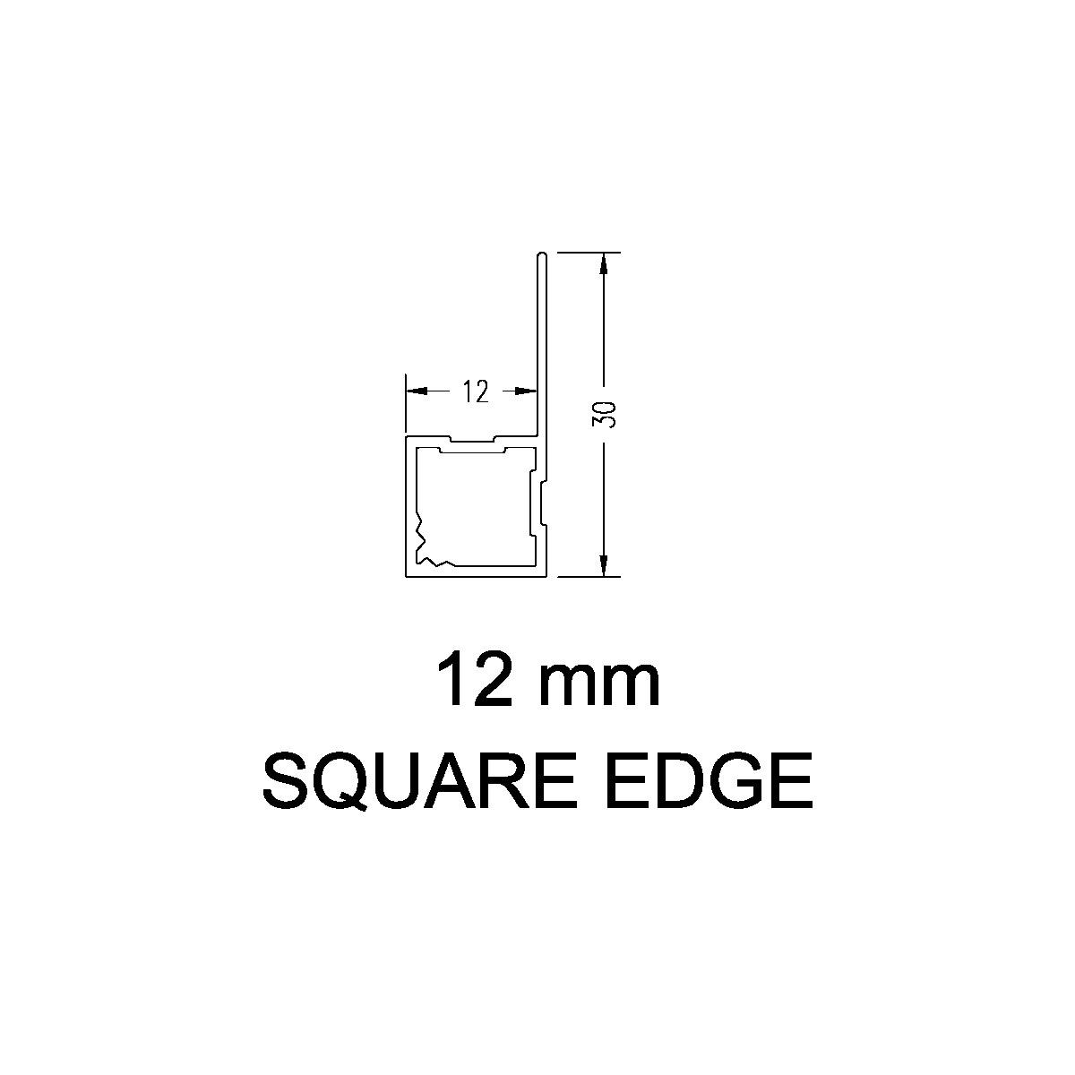 SQUEDGE – 12mm