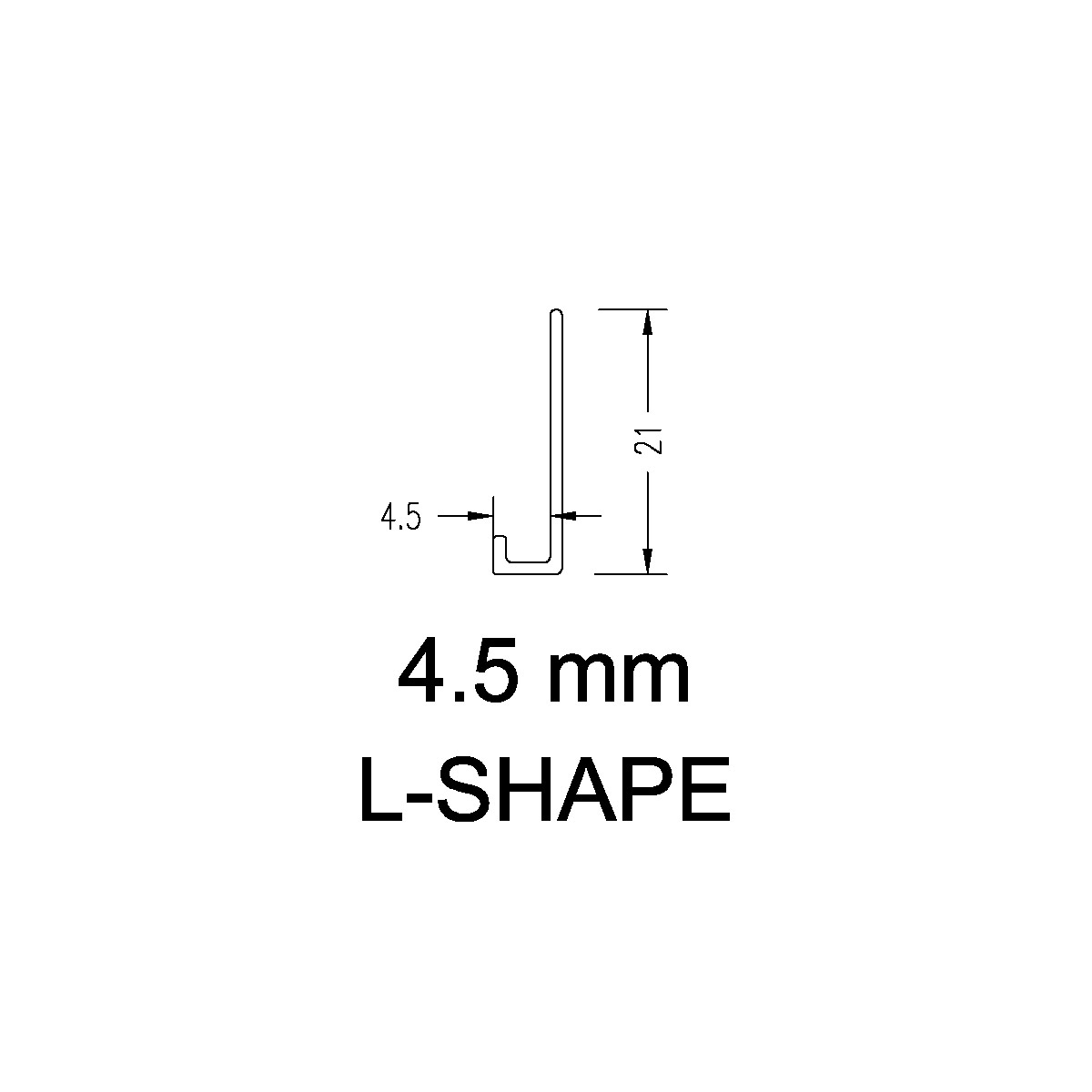 Stainless Steel Angle – Grade 304
