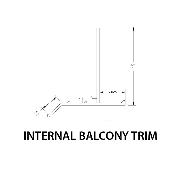 Internal Balcony Corner