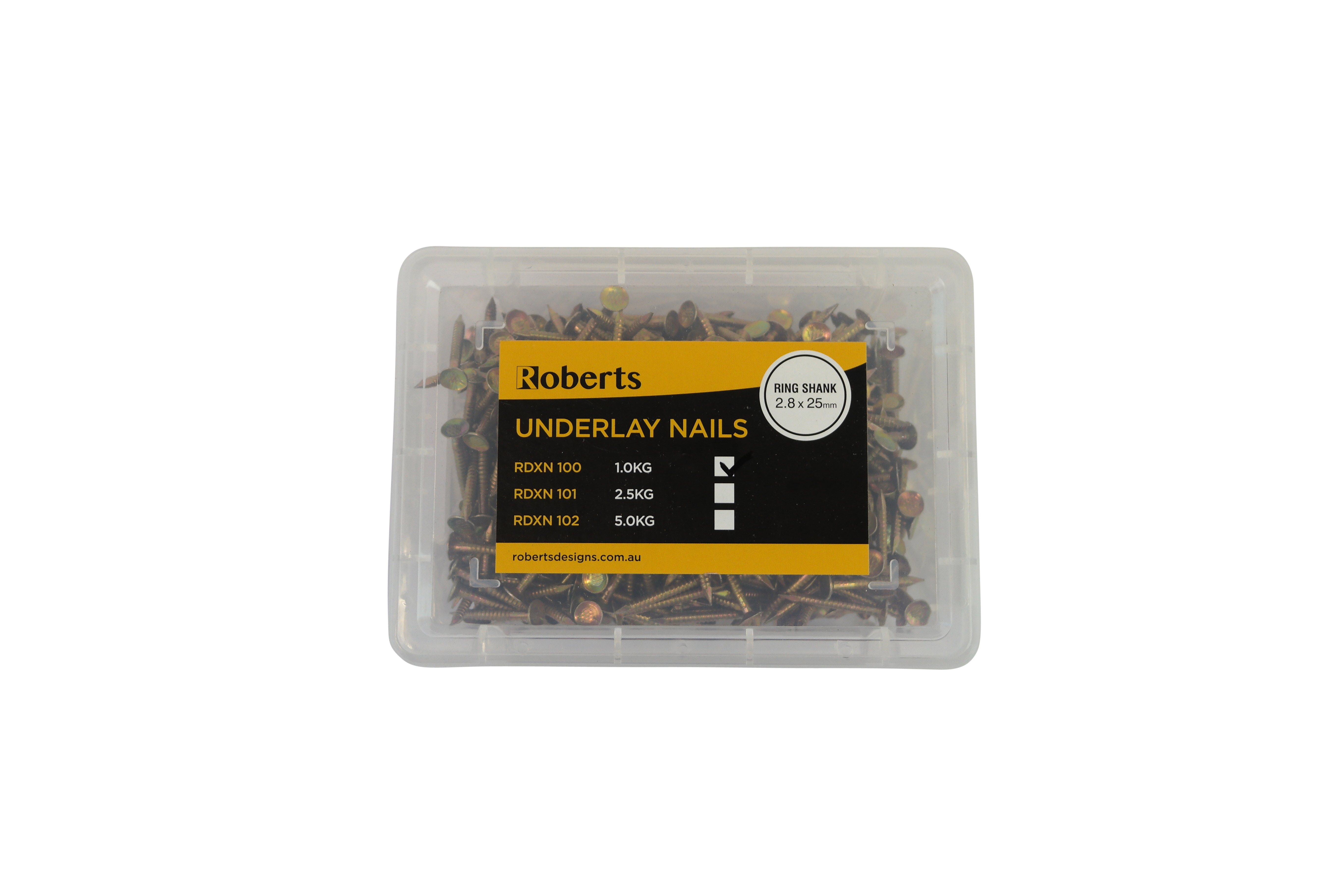 Underlay Nails 25mm