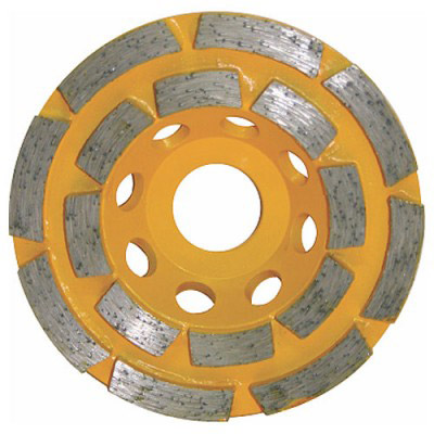 High Performance Double Cup Grinding Wheel