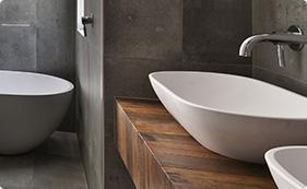 Roberts Designs bathroom renovation