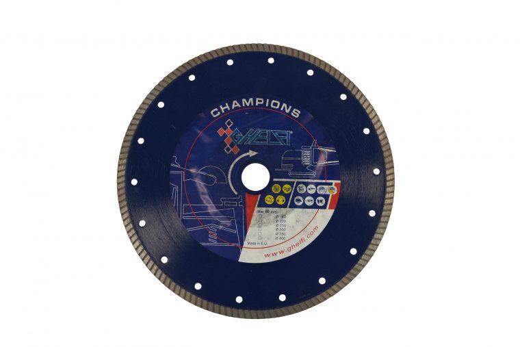 Roberts Designs ghelfi champions turbo blade