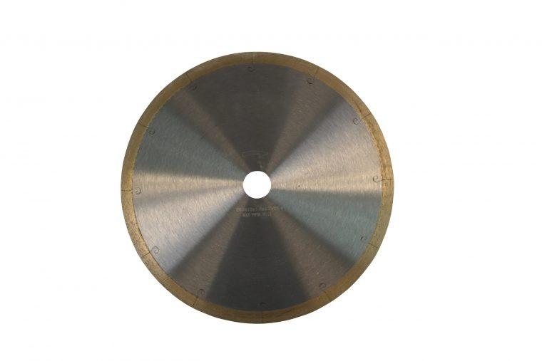 Roberts Designs diamond sintered J blade - 200mm x 25.4