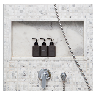 Roberts Designs Bathroom Niche Box