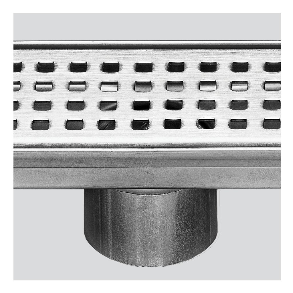 Roberts Designs Linear Grate - Square Punched