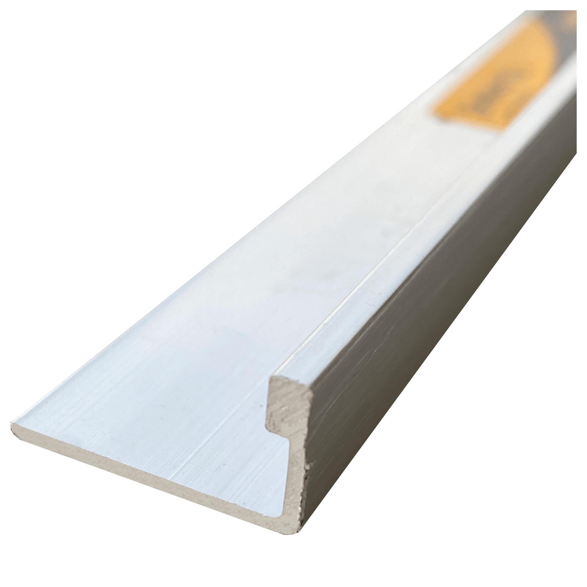 Roberts Designs L-Shape Trim – Aluminum 3m